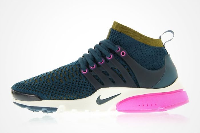 Nike Air Presto Flyknit Ultra Turquoise Blast A