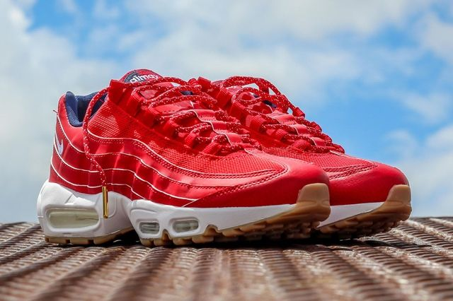 Nike Air Max 95 Usa 4Th Of July