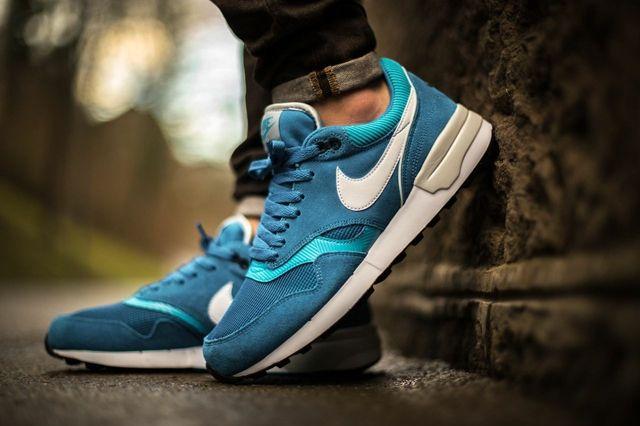 Nike Air Odyssey Electric Blue 4