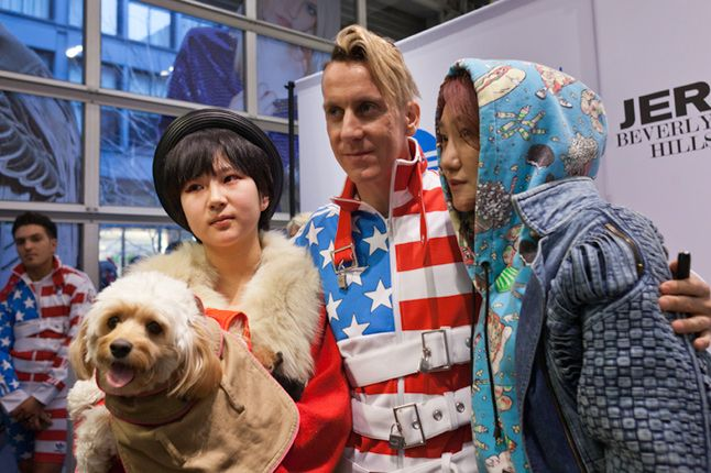 Jeremy Scott In Store Adidas Originals Soho New York 22 1
