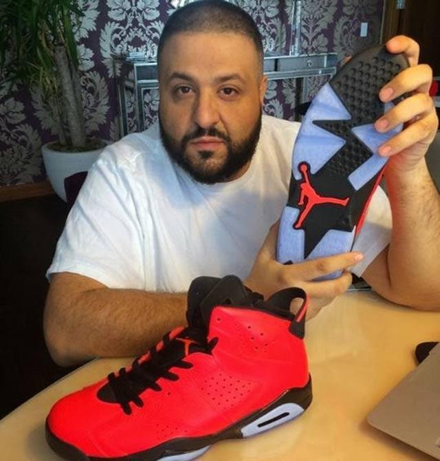 Sneaker Style Profile Dj Khaled 12