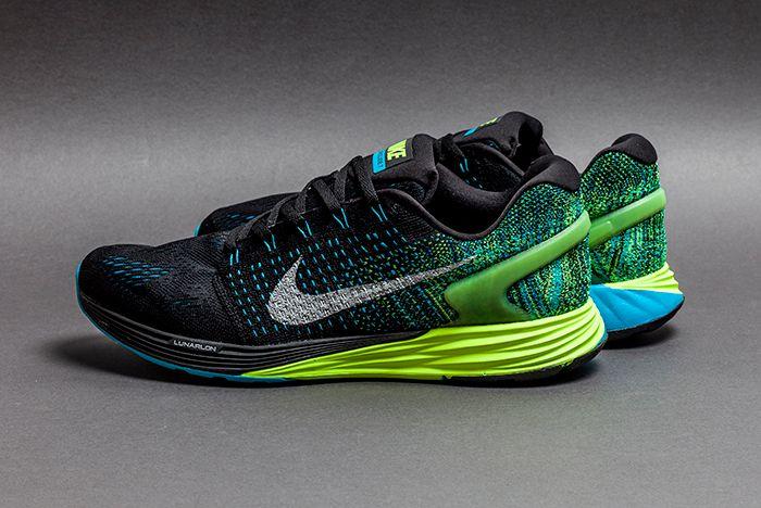Nike Lunar Glide 7 Black 1