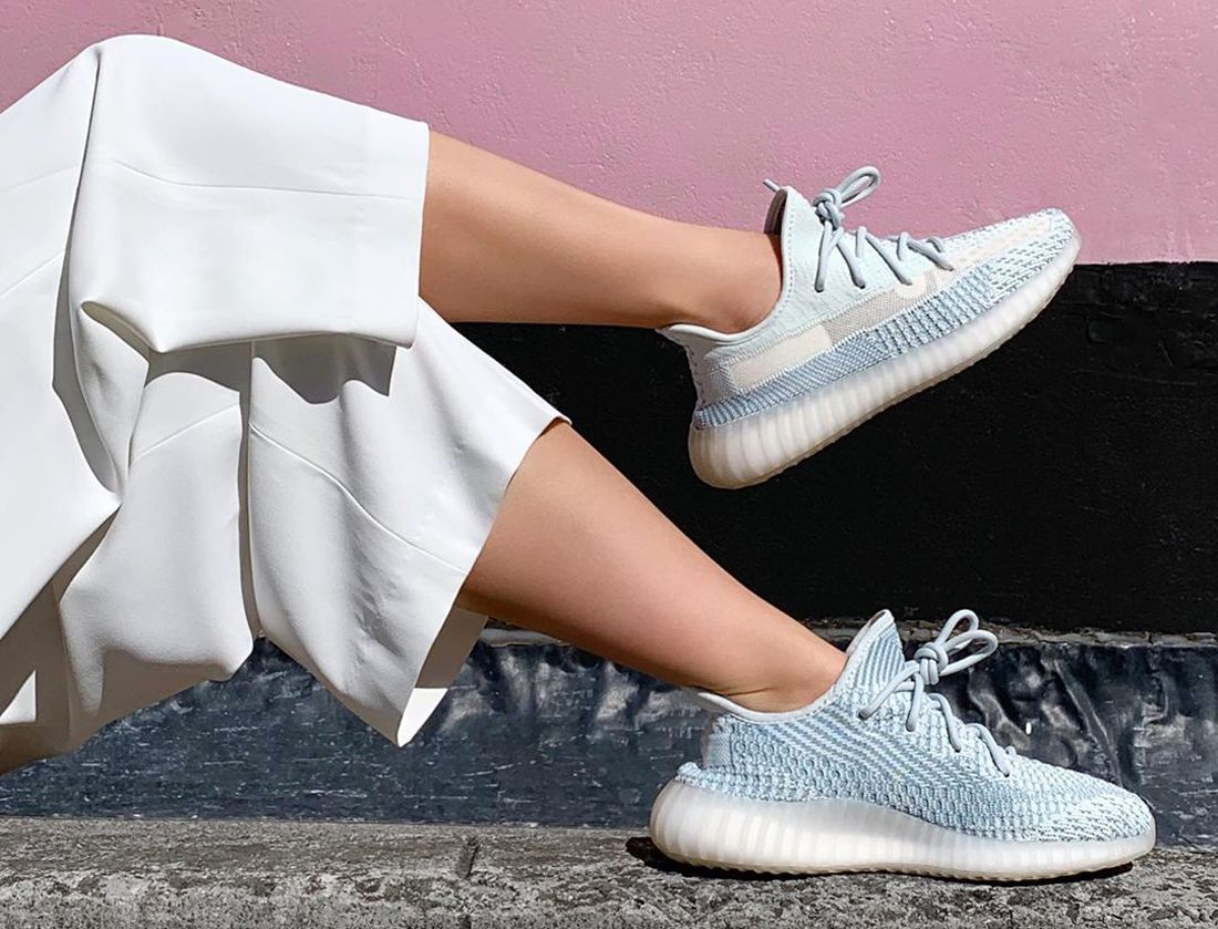 Yeezyboost350V20Cloud White Styline