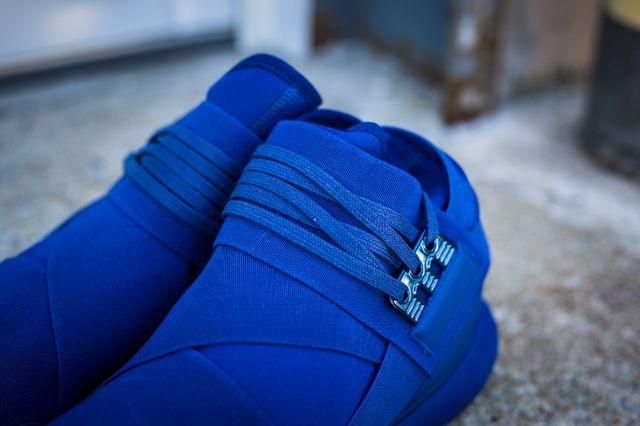 Adidas Y 3 Qasa High Royal 1