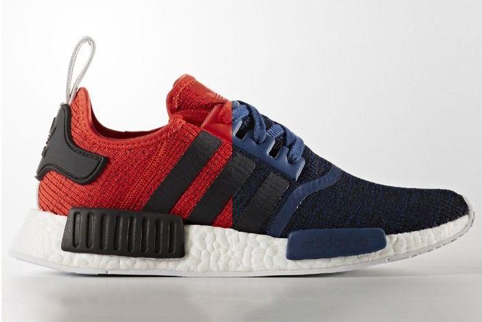 Adidas Nmd R1 March 2017