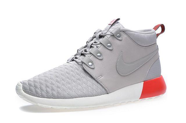 Nike Roshe Run Mid Sneakerboot 2014 Preview 4