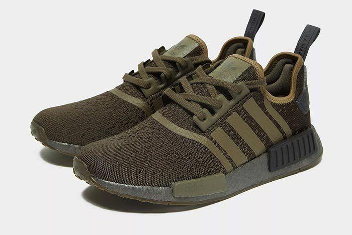 Adidas Nmd Military Green 2