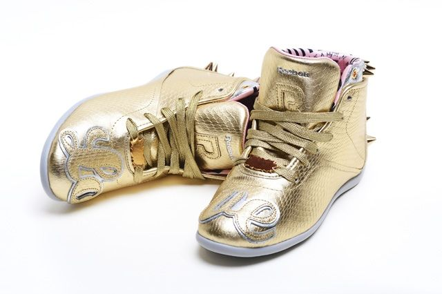 Melody Eshani Reebok Classic Love Shoe 7