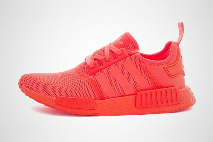 Adidas Nmd R1 Color Boost – Solar Red11