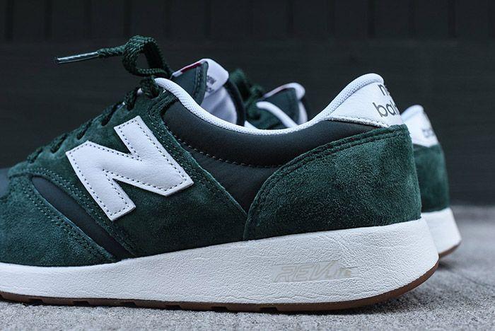 New Balance 420 (Green) - Sneaker Freaker