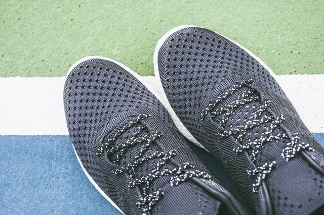 Adidas Primeknit Pureboost Black 5