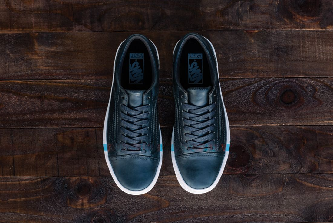 Horween Leather X Vans Vault Collection27