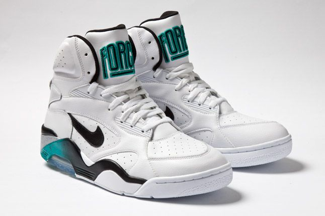 Nike Force White Teal 03 1