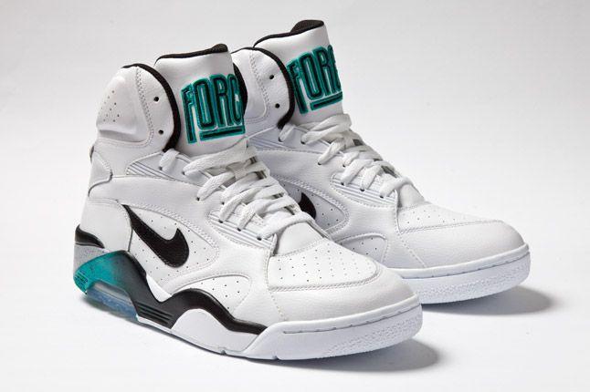 Nike Force White Teal 03 1