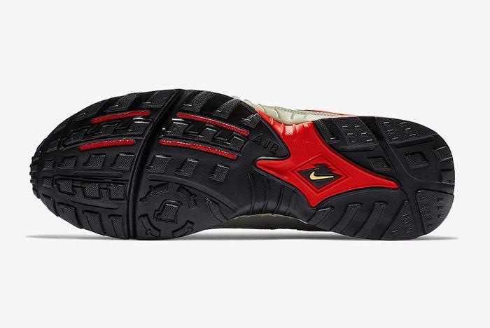 Nike Air Terra Humara Olive Black Orange 4