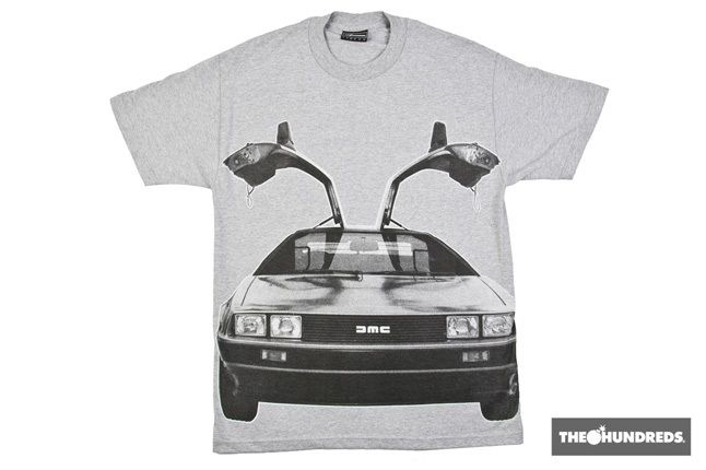 Hundreds Delorean Gullwing 5 Athletic 1