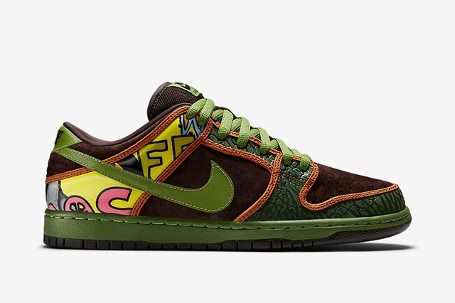 De La Soul Nike Sb Dunk Low 3