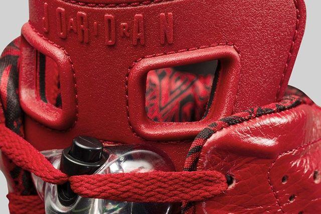 Air Jordan 6 Varsity Red Bump 1