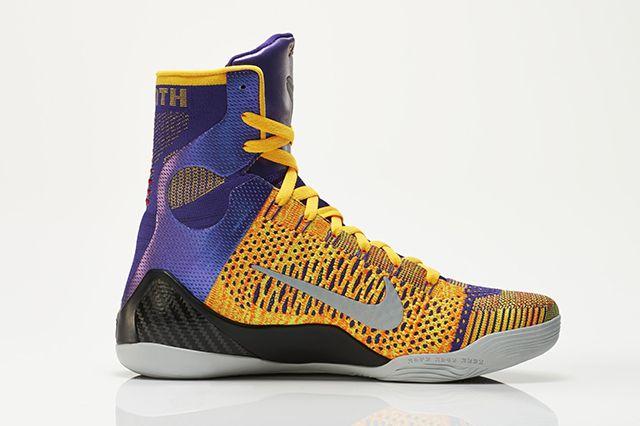 Nike Kobe 9 Elite Elite Team 4