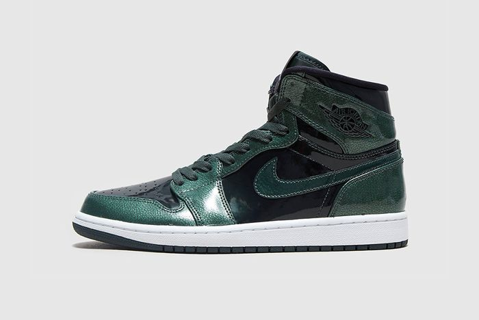 Air Jordan 1 Grove Green A