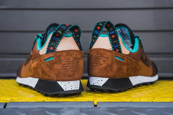 New Balance Trailbuster Reengineered Brown 2