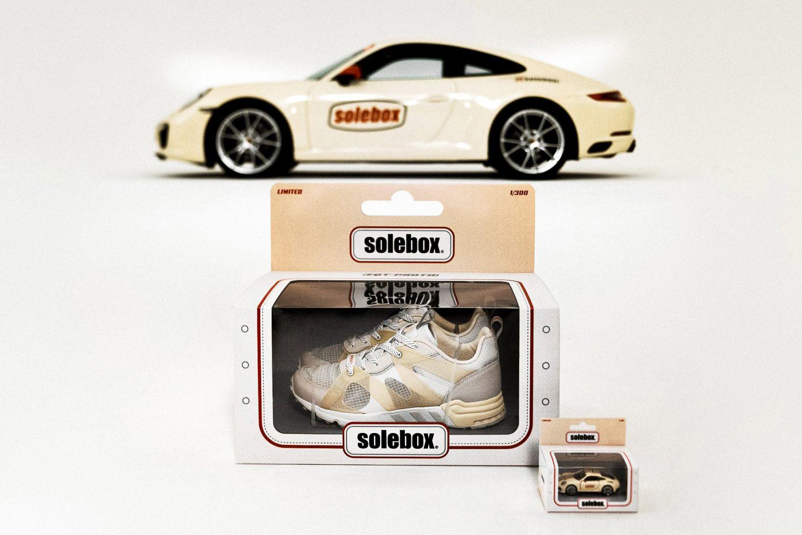 Solebox x adidas Consortium EQT Prototype