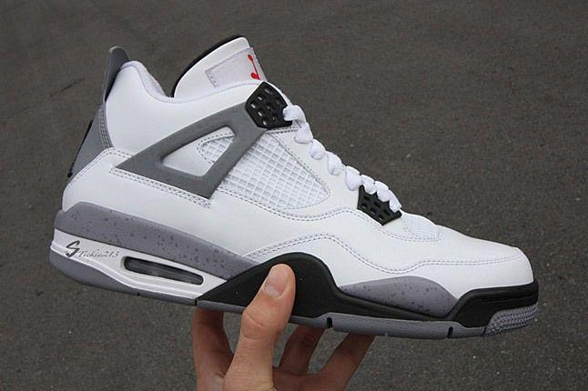 Air Jordan Cement 4 6 1