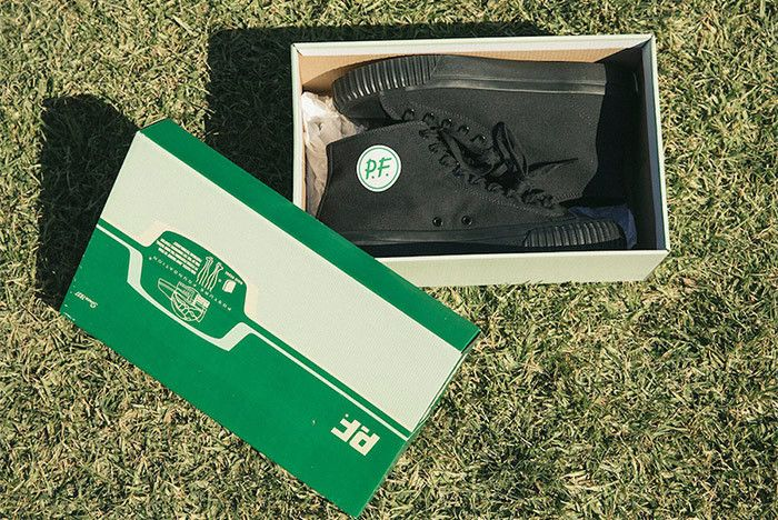 New Balance X Pf Flyers The Sandlot Collection 6
