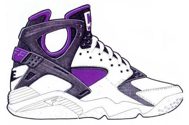 Nike Air Flight Huarache 3 1