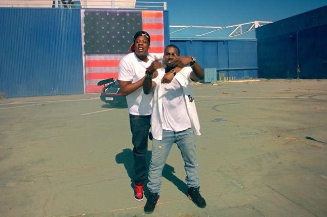 Jay Z Kanye Otis 12 1