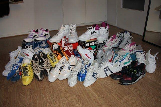 Vintage Sneakers Scandinavia 34 1