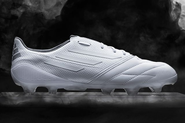 Adidas Football Bw F50 White