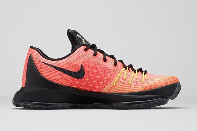 Nike Kd8 Hunts Hill Sunrise 2