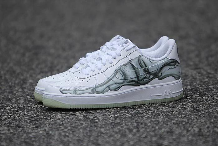 Air Force 1 Skeleton 7
