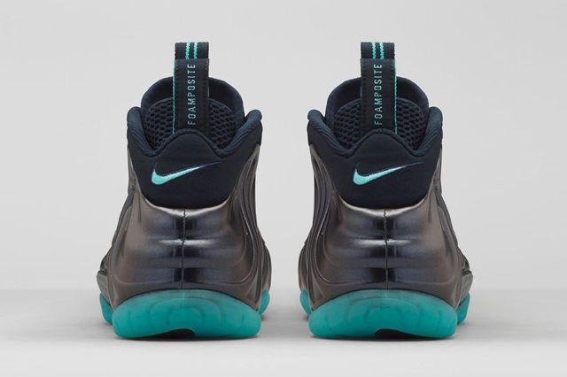 Nike Air Foamposite Dark Obsidian Bumper 4