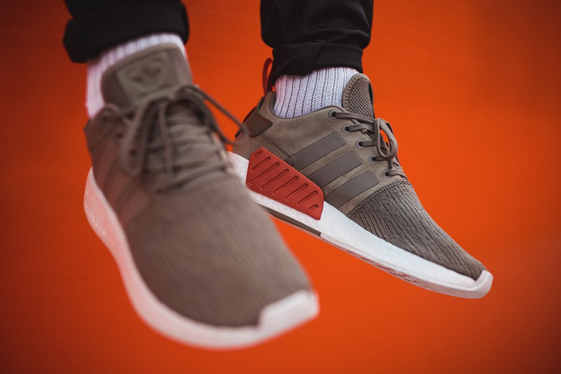 Adidas Nmd R2 Trace Cargofuture Harvest 12