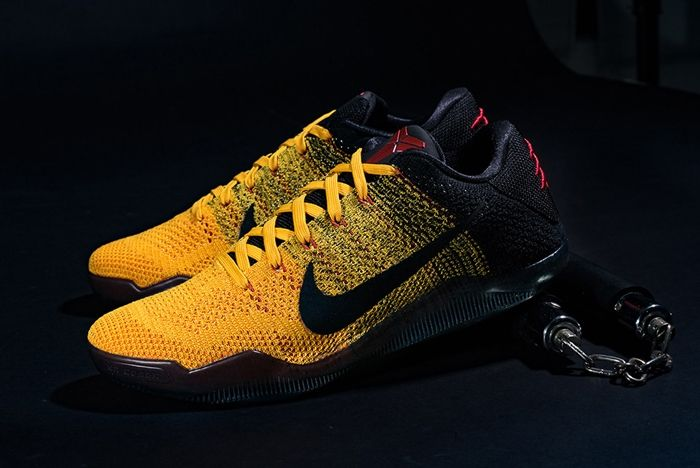 Nike Kobe 11 Bruce Lee 9