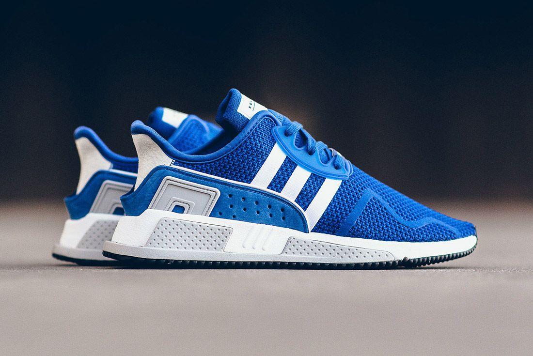Adidas Eqt Cushion Adv Royal White Black Grey Cq2380 Sneaker Freaker 1