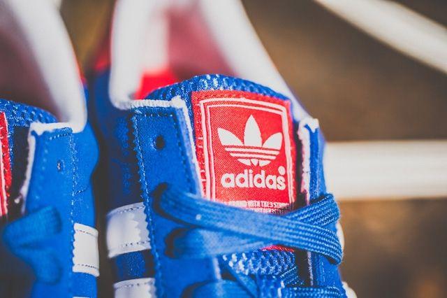 Adidas Samoa Red Blue Gum 2