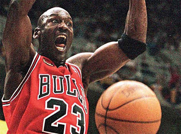 Michael Jordan Tag