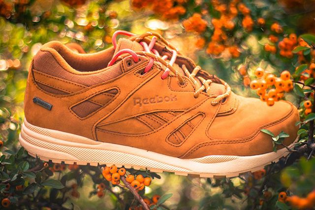 Reebok Ventilator Gore Tex Malt Brown7