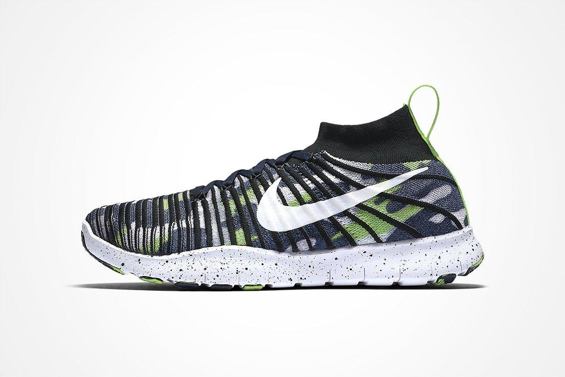 Nike Free Train Force Flyknits Dange Russ Wilson