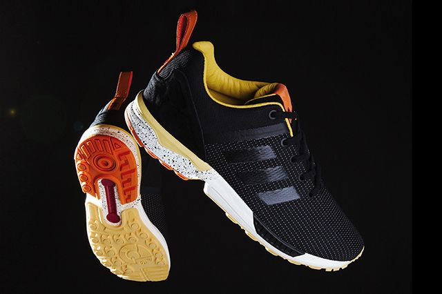 Bodega X Adidas Consortium Zx Flux Space Odyssey5
