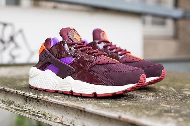 Nike Wmns Air Huarache Prm Deep Burgundy Kopie