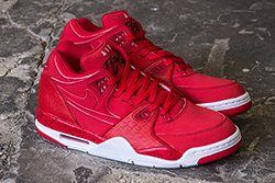 Nike Air Flight89 University Red Thumb