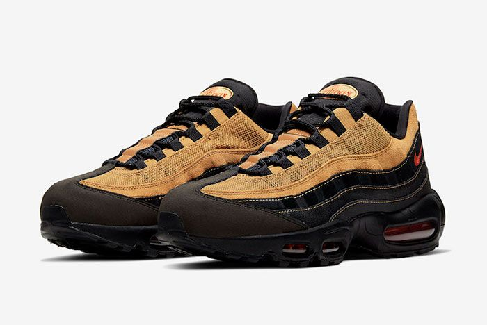 Nike Air Max 95 Essential Cosmic Clay At9865 014 Front Angle
