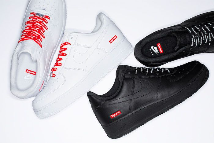 Supreme Nike Air Force 1 Pack