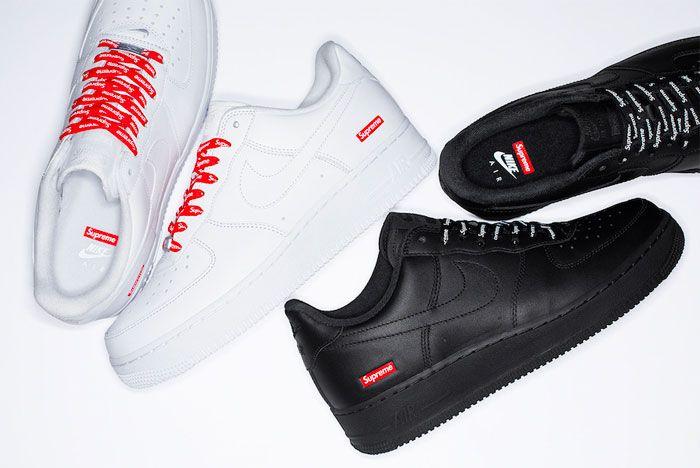 Supreme Nike Air Force 1 Pack