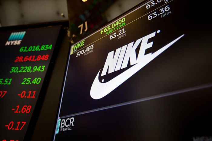 Nike Stock Market High 1