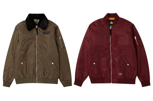 Stussy Fall 13 Collection Overkill 1